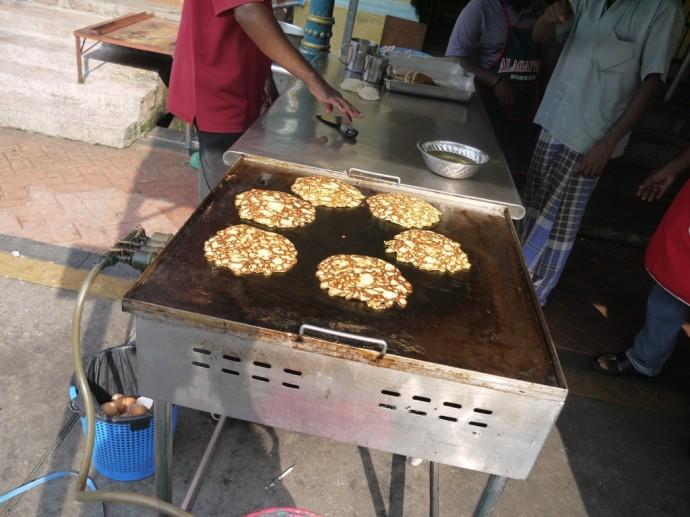 Ramadan Food Bazaar, Little India, George Town