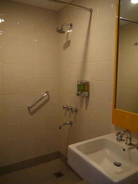 Bathroom At Amaris Hotel Juanda