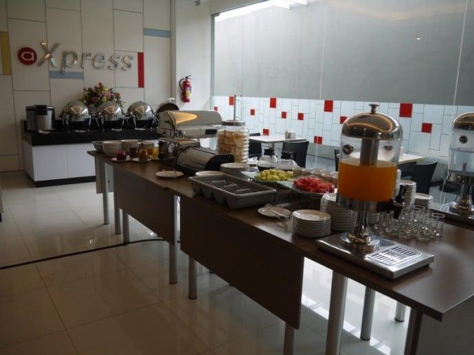 Buffet Breakfast At Amaris Hotel Juanda, Jakarat