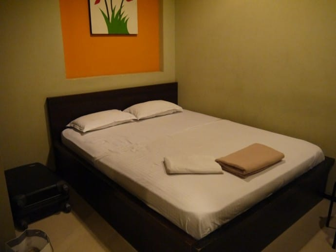 Standard Room At Balista Hotel, Jakarta