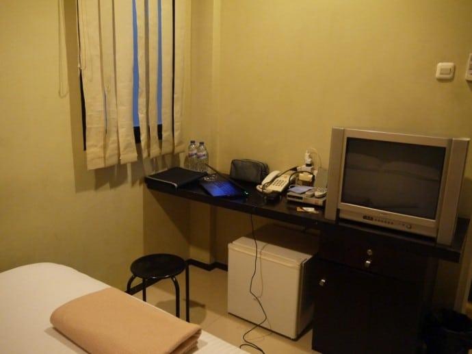 Desk & Stool At Balista Hotel, Jakarta