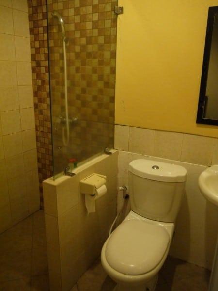 Bathroom At Balista Hotel, Jakarta