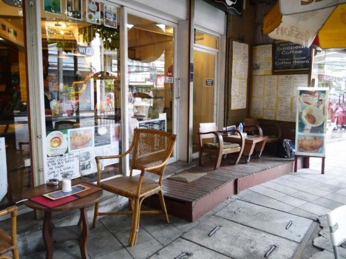 Decor Cafe, Silom, Bangkok