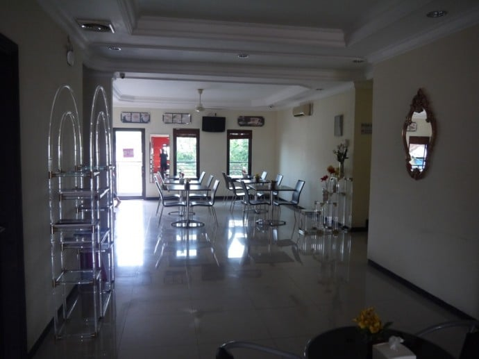 Cafe At Family Guest House, Surabaya, Indonesia