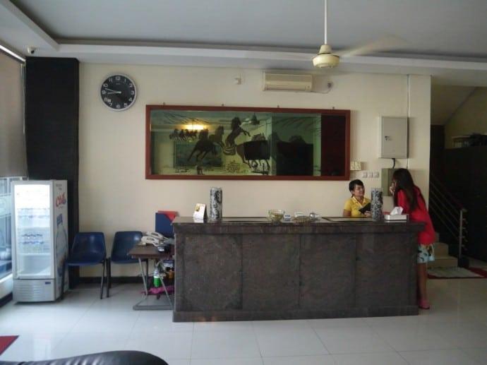 Lobby At Family Guest House, Surabaya