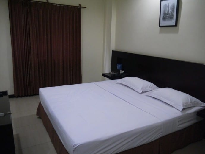 Our Room At Family Guest House, Surabaya, Indonesia