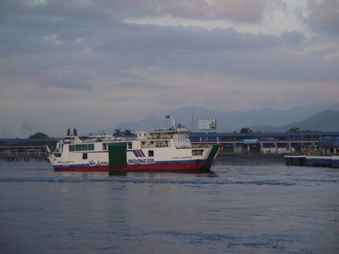 Gilimanuk To Ketapang & Banyuwangi Ferry
