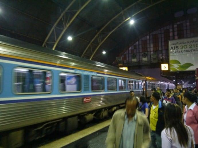 Bangkok To Surin Train