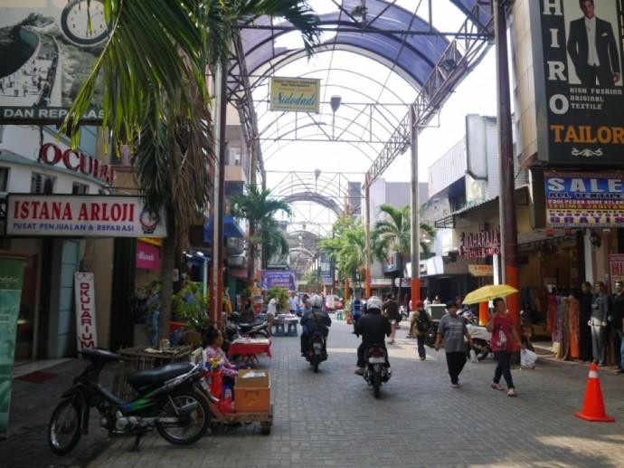 Jalan Pasar Baru Market, Jakarta
