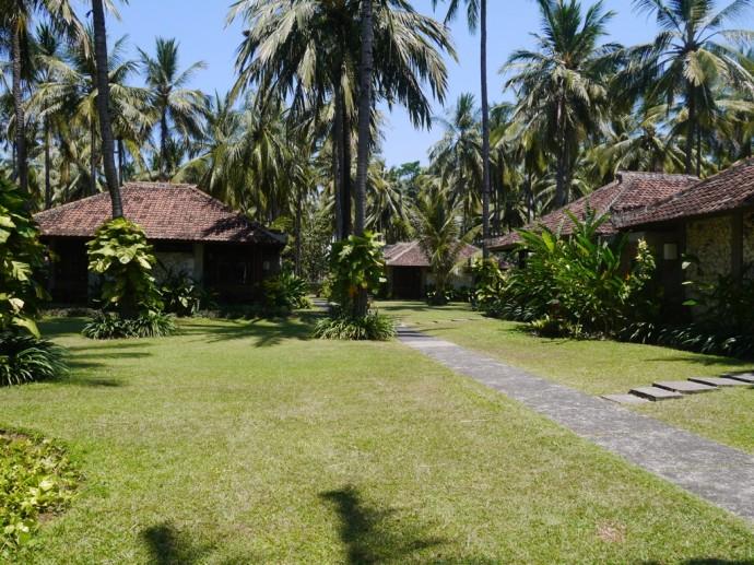 Family Rooms At Ketapang Indah Hotel
