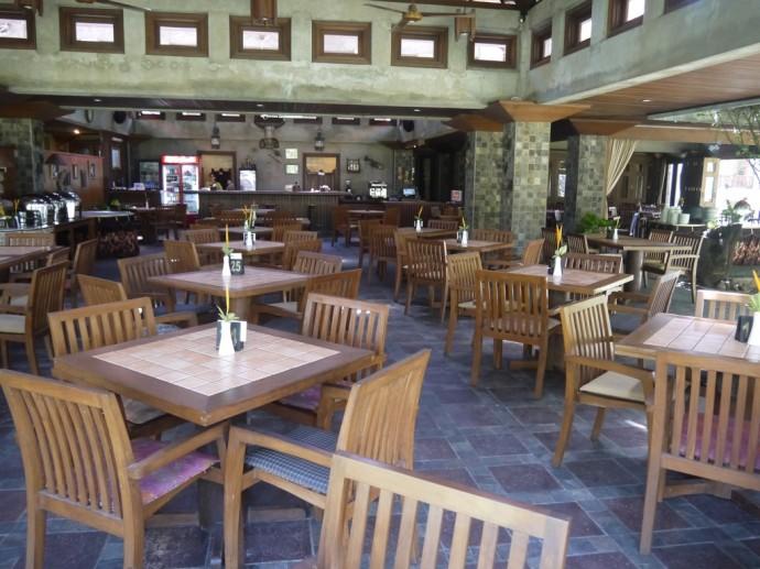 Restaurant At Ketapang Indah Hotel