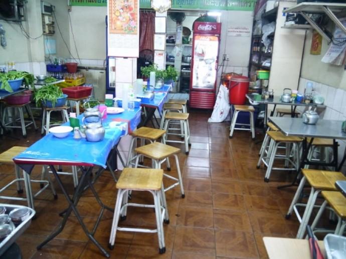Krua Jay, Sathorn Soi 11, Bangkok