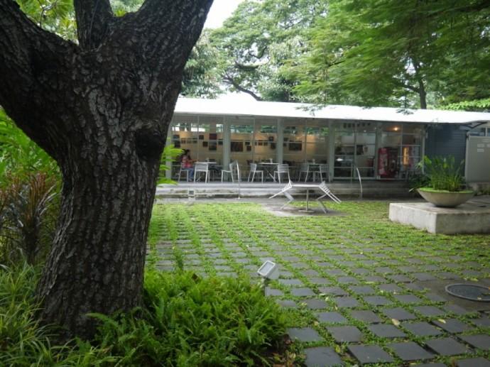 Neilson Hays Cafe, Bangkok