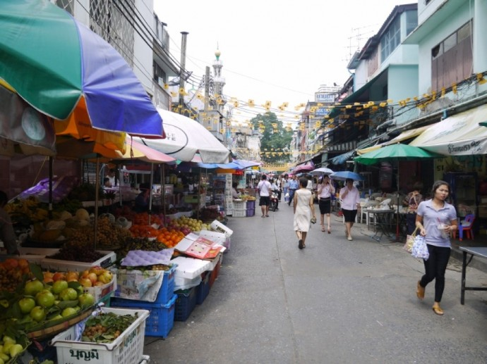 Silom Soi 20 Market