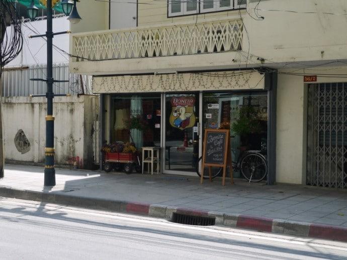 Bonita Cafe And Social Club, Pan Road, Bangkok