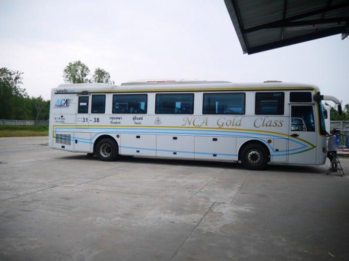 Surin to Bangkok Bus