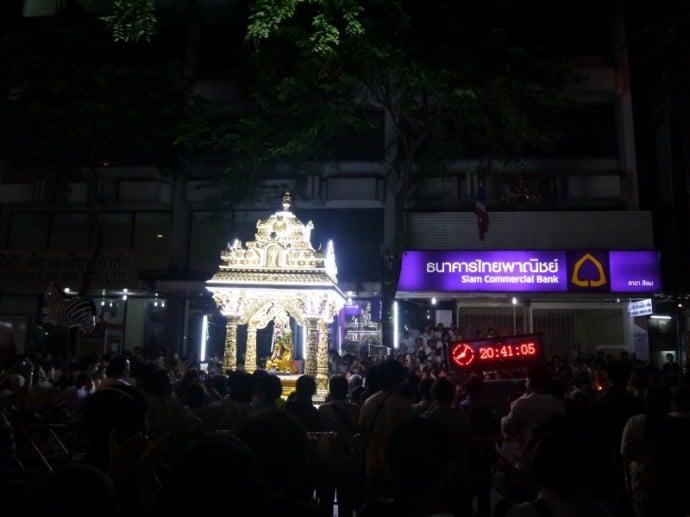 Navaratri Hindu Festival Procession