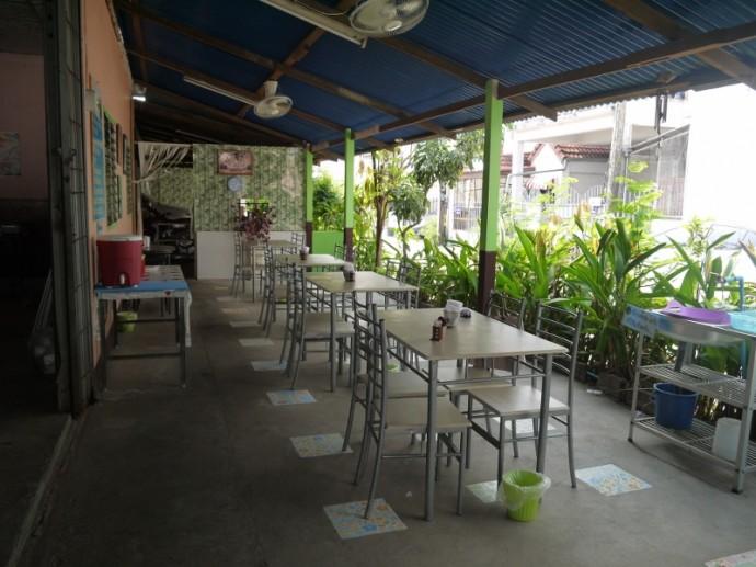 Seating Area At Sanchai J Food, Surin