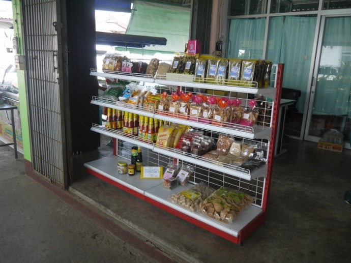 Shop Area At Sanchai J Food, Surin