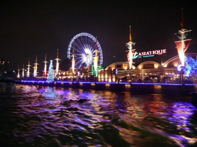 Asiatique The Riverfront & Sky Wheel, Bangkok