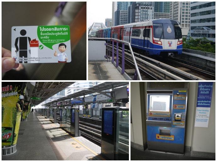 Bangkok BTS (Skytrain)