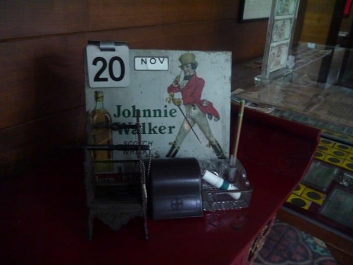 Johnnie Walker Calendar