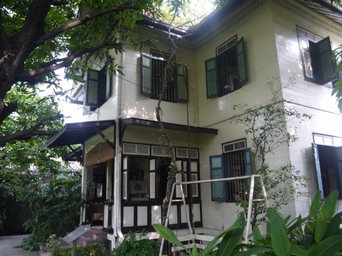 The Main House At Bangkokian Museum