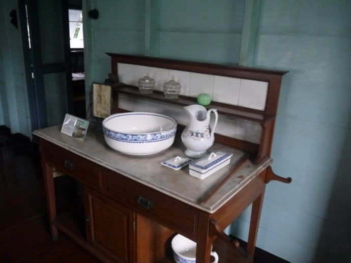 Dressing Room Of Main House