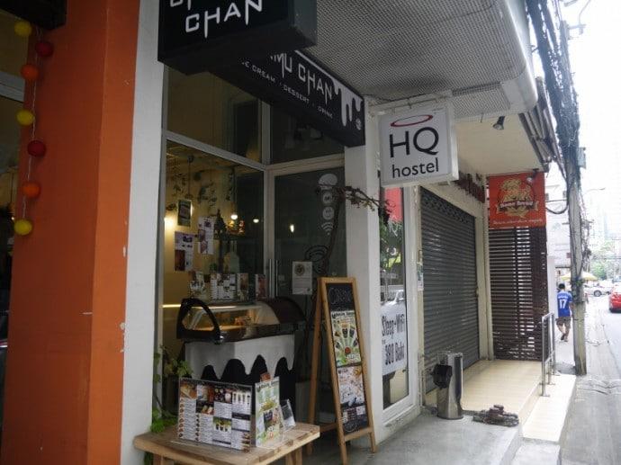 HQ Hostel At Soi Pipat, Silom, Bangkok