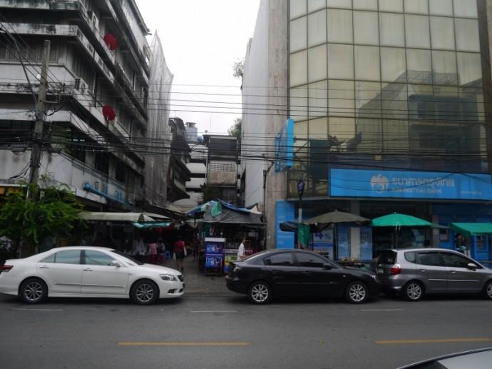 Krungthai Bank On Phra Sumen Road