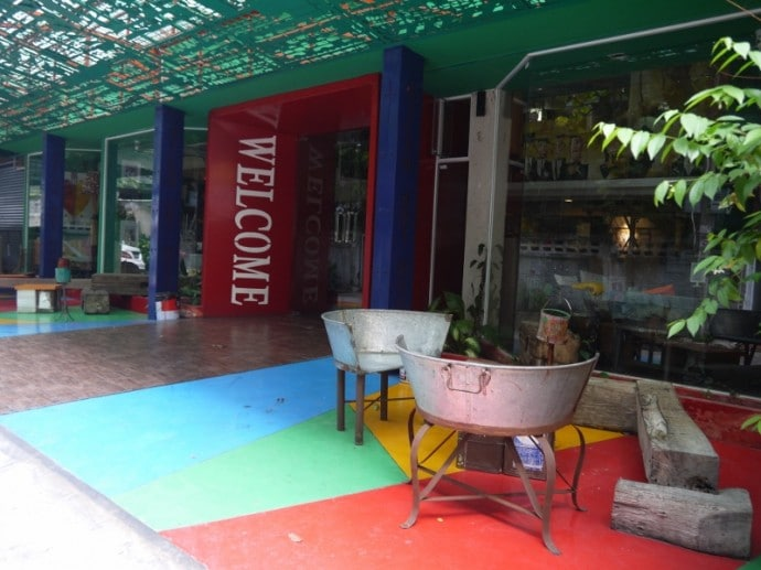 Silom Art Hostel, Bangkok