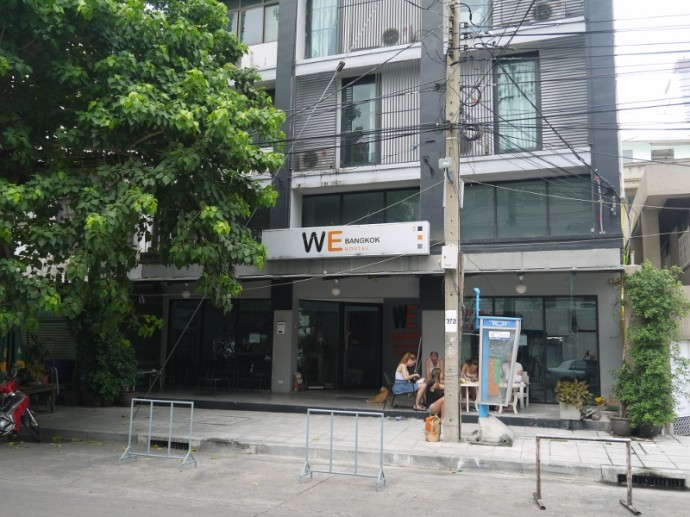 WE Bangkok Hostel, Silom
