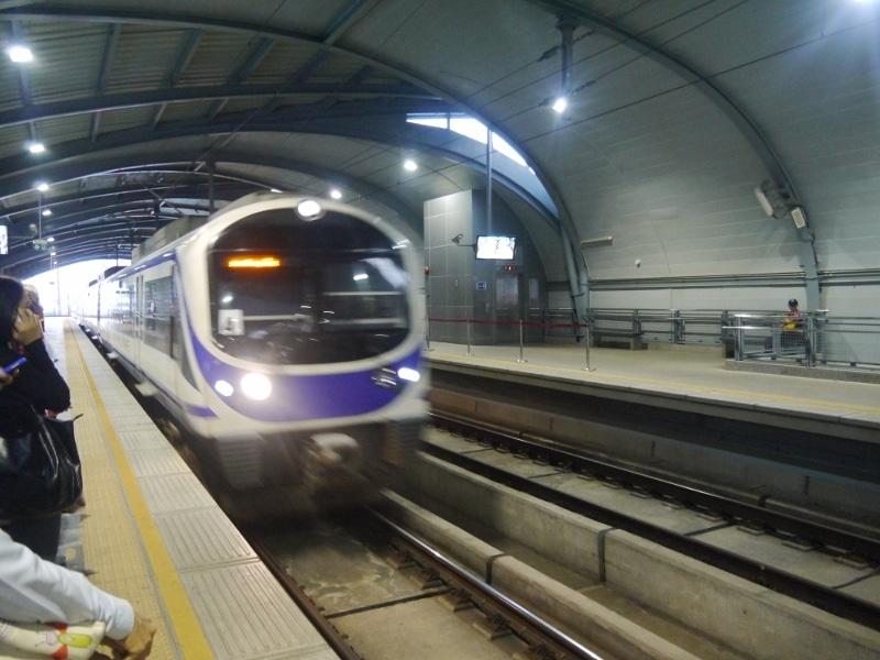 Suvarnabhumi Airport To Bangkok Airport Rail Link