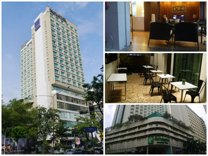 Hotels Around Silom Road