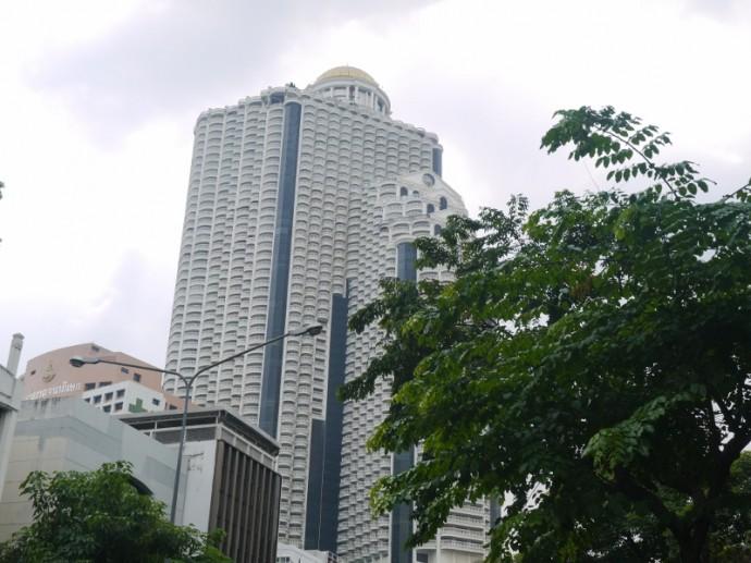 Lebua Sky Bar At State Tower