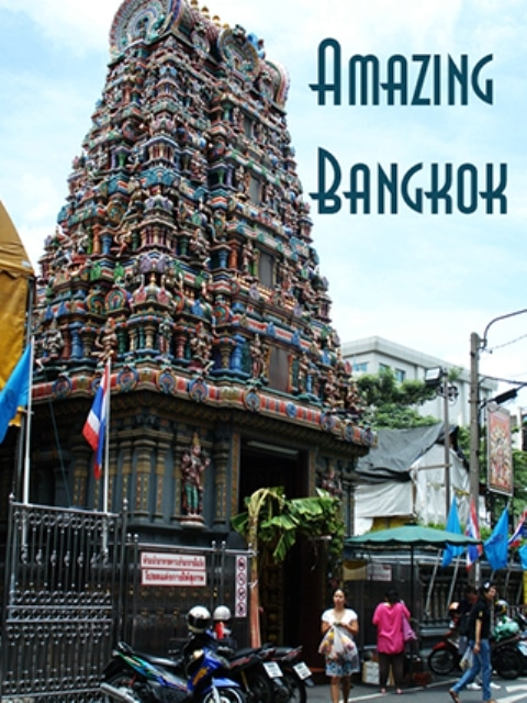 The Colorful Hindu Temple - Things To See In Silom, Bangkok