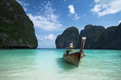 Maya Bay, Koh Phi Phi, Thailand