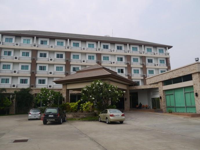 City Park Hotel, Nakhon Ratchasima (Korat), Thailand