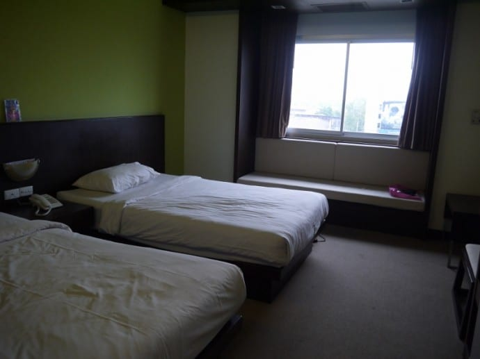 Twin Room At City Park Hotel, Korat