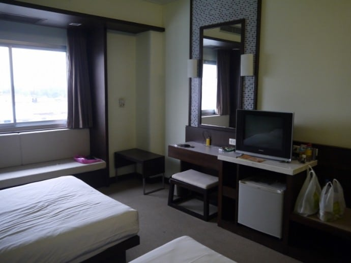 City Park Hotel, Korat