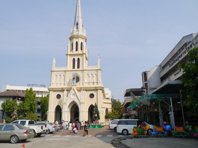 Holy Rosary Church, Bangkok