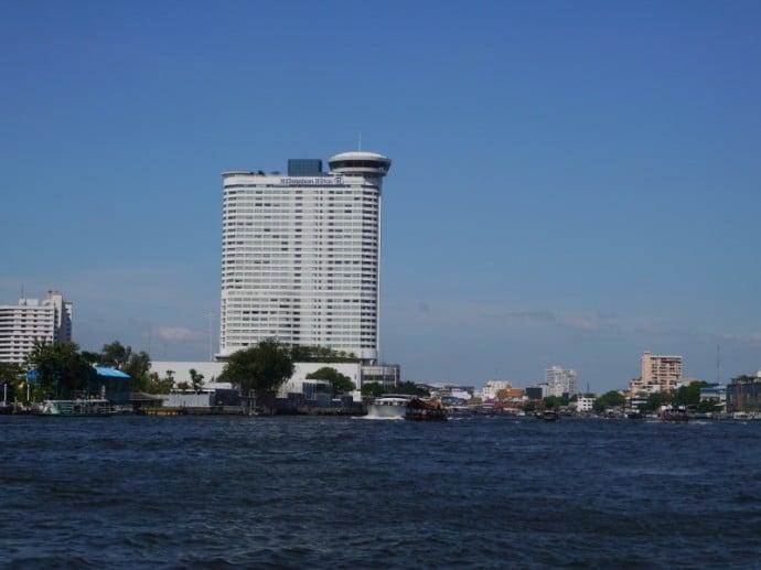 Millennium Hilton Hotel, Bangkok