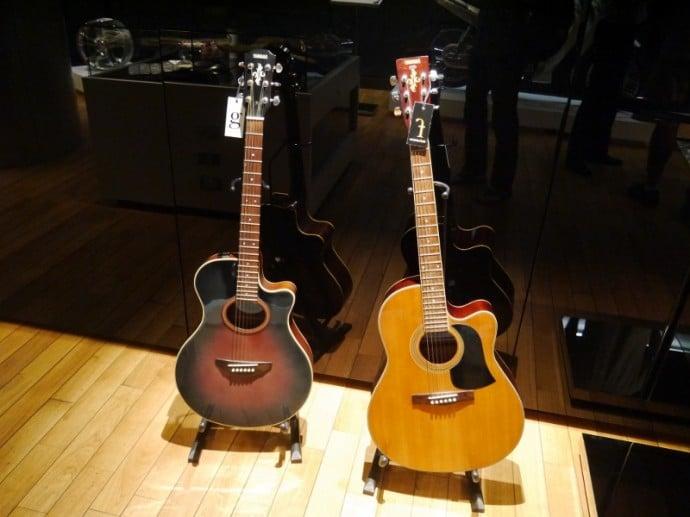 Yamaha Guitars In Bangkok Thailand