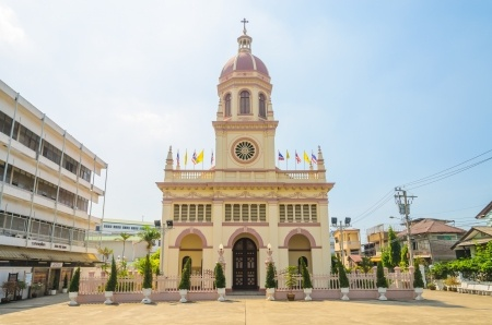Santa Cruz Church, Bangkok