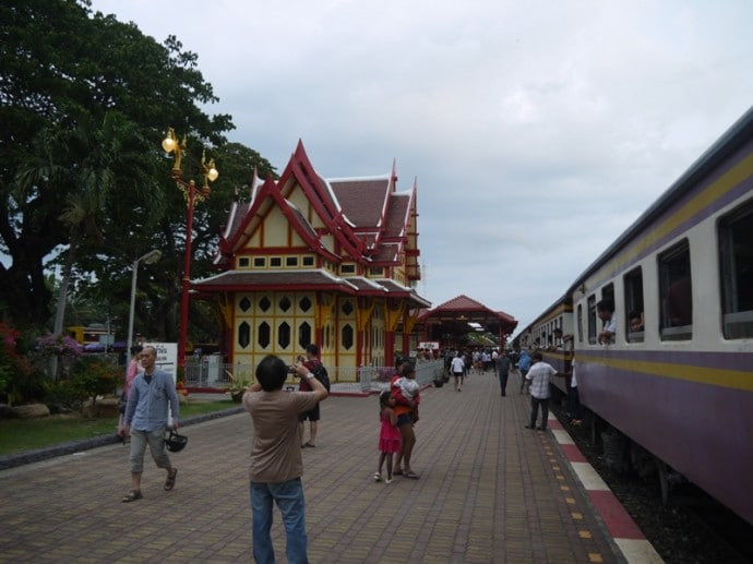 Hua Hin Train Station