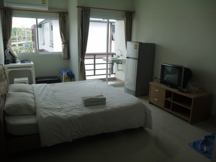 Standard Room At Sawairiang Place Hotel, Korat
