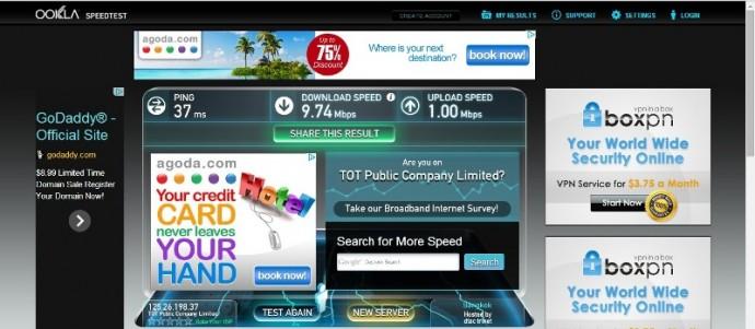 Fast Wifi At Thor Huahin57 Hotel, Hua Hin