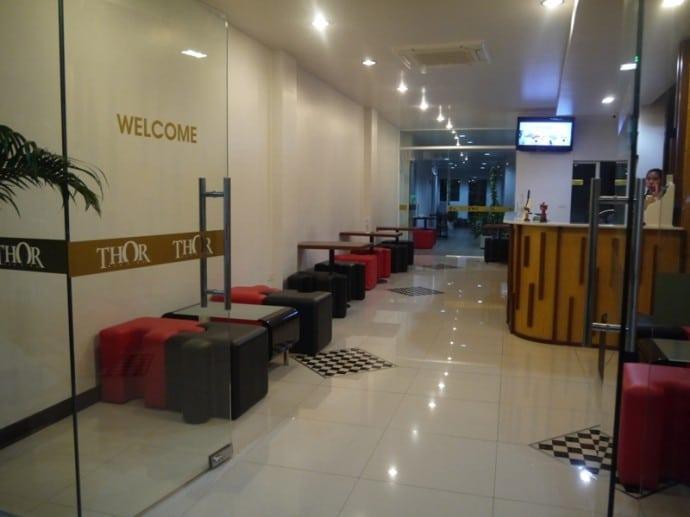 Lobby At Thor Huahin57 Hotel, Hua Hin, Thailand