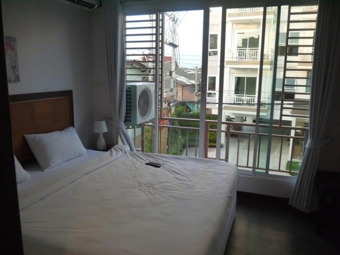 Superior Room With Balcony At Thor Huahin57 Hotel, Hua Hin