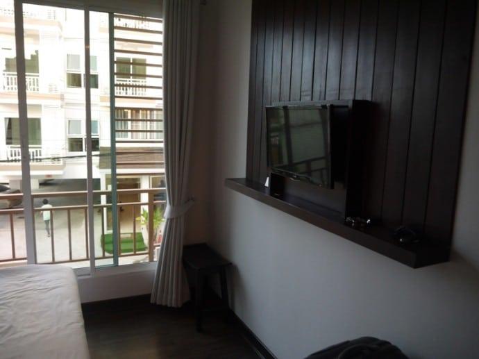 Small TV At Thor Huahin57 Hotel